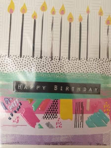 Happy Birthday Laura darrington designed Card - Cordelia's House of Treasures