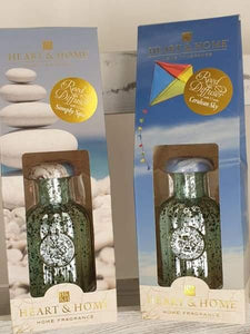Heart and Home Reed Diffusers - heart and home
