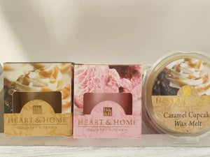 Heart and home votive candle beautifully boxed - group three