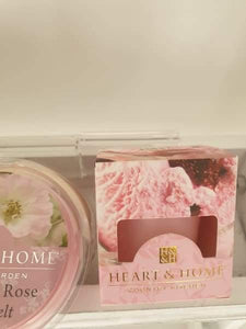 Heart and home votive candle beautifully boxed - Cordelia's House of Treasures
