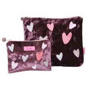 Heart design Lua coin purses - women