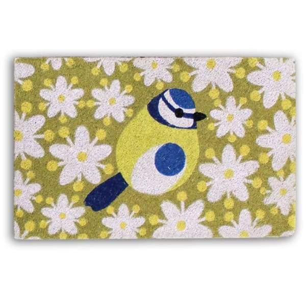 I Like Birds, Blue Tit House Mat - Cordelia's House of Treasures