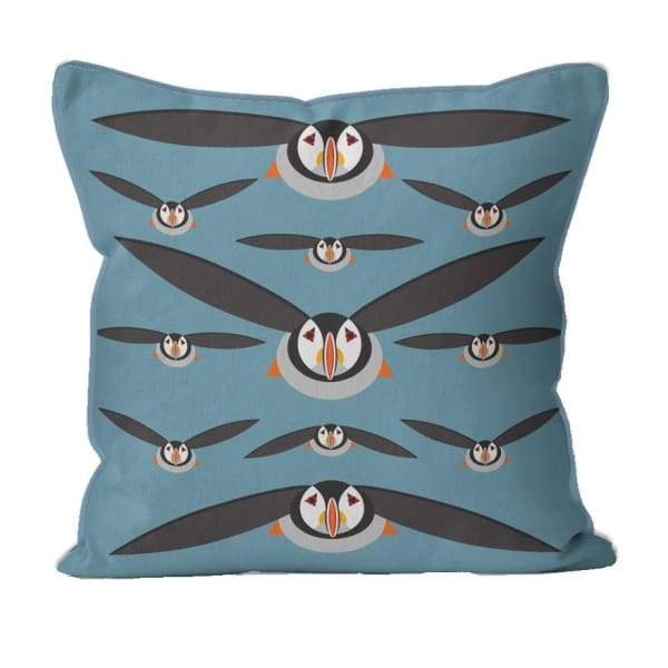 I like Birds retro Cushion - A great gift for any new home - home