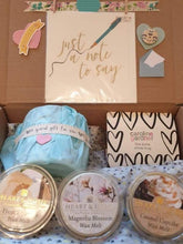 complete beautiful gift box British gifts