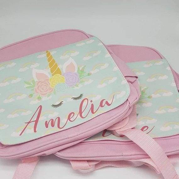 Little girl personalised ruck sack - Childrens accessories