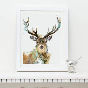 Lola Design framed country animals - home