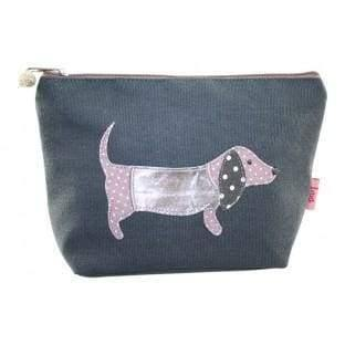 Lua Bassett Hound Cosmetic Purse - Cordelia's House of Treasures