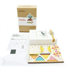 Midsummer Night's Dream Music Box 3D Puzzles - Cordelia's House of Treasures