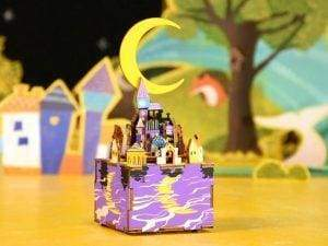 Midsummer Nights Dream Music Box 3D Puzzles - toy