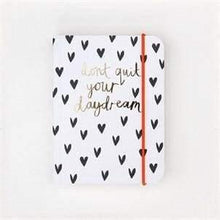 Mini hearts small note book - caroline Gardner