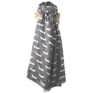 On Trend Lua Dachshund scarf - women group one