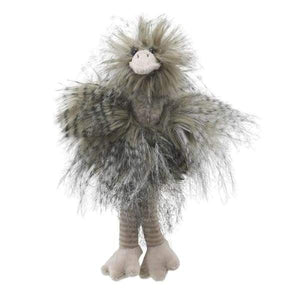 Ostrich - Small - Wilberry Feathery Friends - children
