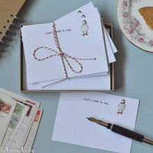 Penny Lindop hand finished cards - stationery