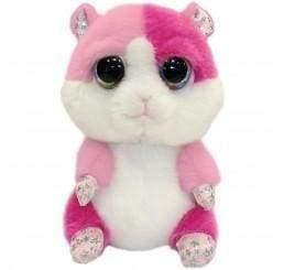 Pink Guinea Pig teddy bear for kids - Cordelia's House of Treasures