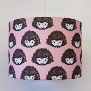 Pink Hedgehog Lampshade - Cordelia's House of Treasures
