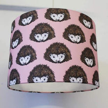 Pink Hedgehog Lampshade - Home child