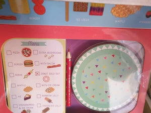 Play restaurant little girl gift box - Cordelia's House of Treasures