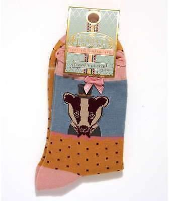 Powder ladies socks - Wonderful little extra gifts for her - Cordelia's House of Treasures