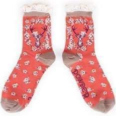 Powder ladies socks - Wonderful little extra gifts for her - stag - women. group one