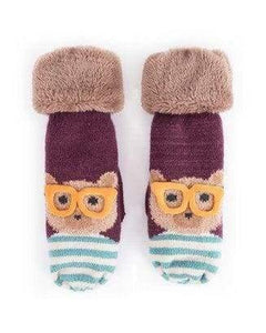 Powder, Ladies Teddy Bear Mittens - Cordelia's House of Treasures