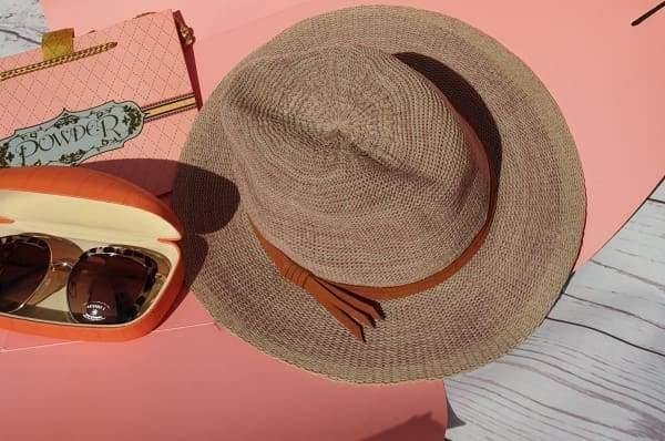 Powder Natalie hat - summer time