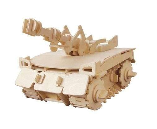Remote Control Tank 3D Puzzles Toy - Cordelia's House of Treasures