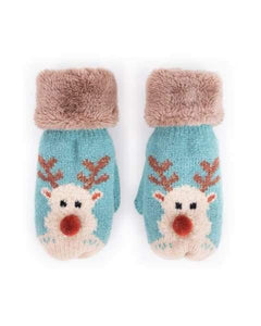 Rudolph Bobble hat - Woolly hats for kids - Childrens accessories. group one