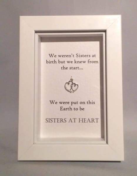 Sisters at Heart - women