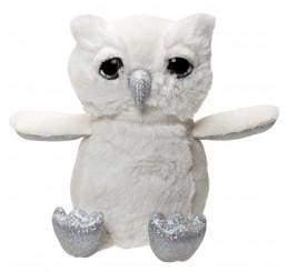 Soft Winter Baby Owl Teddy Bear - Cordelia's House of Treasures