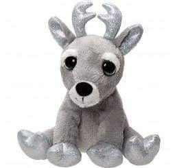 Soft Xmas reindeer teddy bear - Cordelia's House of Treasures
