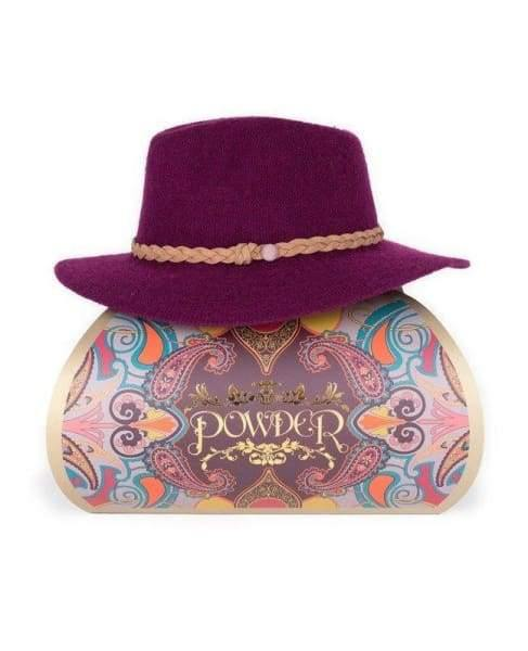 Stylish Katie Hat From Powder with divine gift box - women