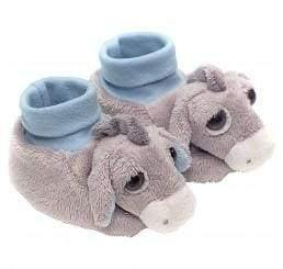 Super Cute Donkey Baby Booties - baby