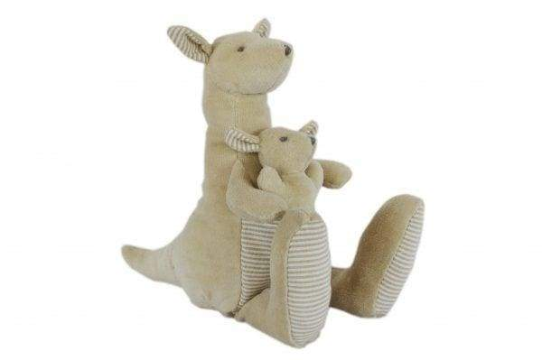 Sydney Kangaroo Animal Babies Toys - Cordelia's House of Treasures