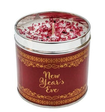 The best christmas candles with added sparkle great xmas gifts with unique combinations of fragrances - newyears eve - Christmas