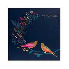 Two Birds Address Book- Sara Miller London - Cordelia's House of Treasures