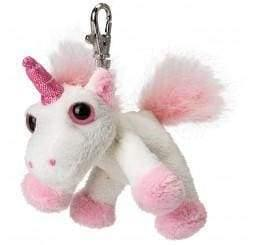 Unicorn Teddy Bear Back Pack Clip - Cordelia's House of Treasures