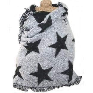 Warm lua star pattern scarves - Cordelia's House of Treasures