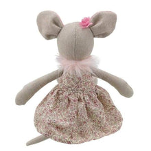 Wilberry Friends Pink Dressed Mouse - children