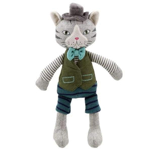 Wilberry Top Hat cat kids gifts-stuffed animal - children
