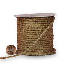 Ribbon - 3.5MM NATURAL JUTE CORD