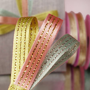 Ribbon Wedding Satin 3/8""