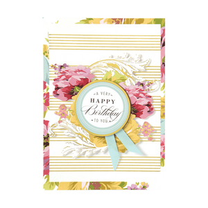 Anna Griffin - Rose Single Card Mother's Day