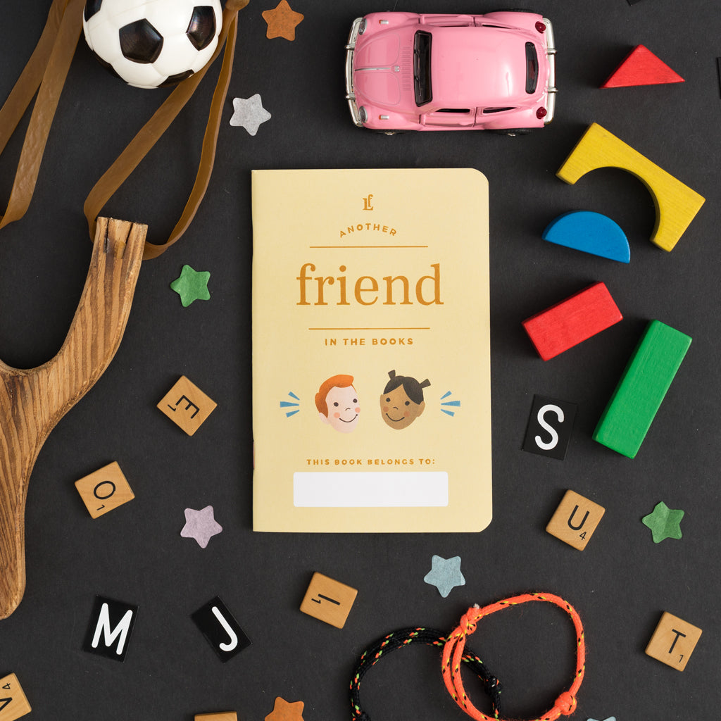 Letterfolk - Friend Journal Kids Passport