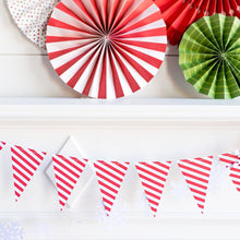 Load image into Gallery viewer, HYP405 - HOLIDAY PENNANT BANNER
