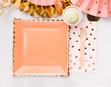Load image into Gallery viewer, PGB653-BASIC NAPKINS - BLUSH