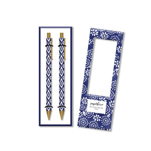 PLIG86- PAPER LOVE INDIGO PEN SET