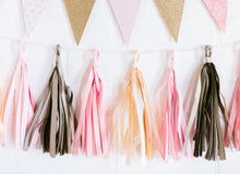 Load image into Gallery viewer, PNP409 - PRINCESS TASSEL BANNER