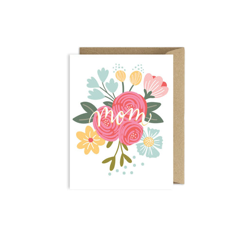 Alexa Zurcher - Floral Mother's Day Card for Mom