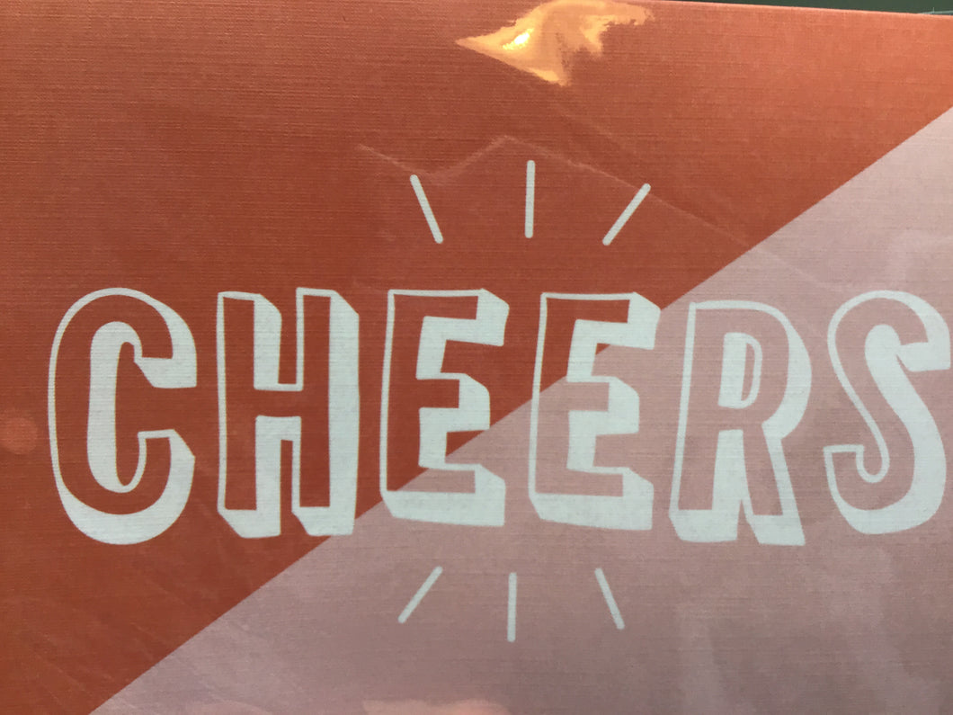 Card Cheers