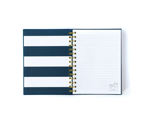 PLPP42A - PAPER LOVE PREPPY SPIRAL NOTEBOOK